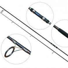 Lanseta Baracuda fibra de carbon Competition 3602, Lansete Crap, 350 g, Numar elemente: 2