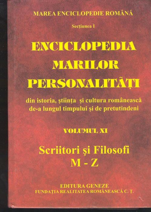ENCICLOPEDIA MARILOR PERSONALITATI DIN ISTORIA,STIINTA SI CULTURA ROMANEASCA DE-A LUNGUL TIMPULUI SI DE PRETUTINDENI foto mare