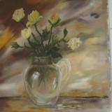 Pictura in ulei pe panza(canafas oil) - Pictor roman, Altul