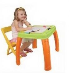 SCAUN CU MASA PILSAN - Masuta/scaun copii