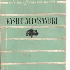 (C3540) POEZII DE VASILE ALECSANDRI, EDITURA TINERETULUI, 1961
