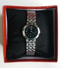 """Ceas Dama """"CALVIN KLEIN"""" CK-BMS 101-1032, mecanism Quartz si cutie pt ceas, Elegant, Inox, Calvin Klein"""
