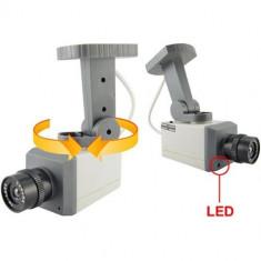 Camera de supraveghere falsa cu detector de miscare - Camera falsa