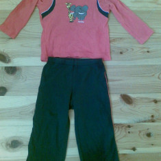 Pijama Andu copii 2 ani!, Culoare: Bleumarin