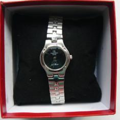 "Ceas Dama ""CALVIN KLEIN"" CK-BMS 101-1036, mecanism Quartz si cutie ceas, Elegant, Inox, Calvin Klein"