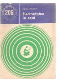 (C3466) ELECTRICITATEA IN CASA DE VIRGIL PRODEA, EDITURA STIINTIFICA SI ENCICLO