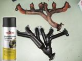 Spray Vopsea Negru Rezistent la Temperaturi Ridicate +600 grade C Nigrin