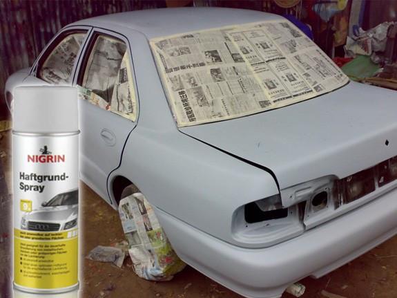 Spray Grund Aderent Primer auto Metal Lemn Caroserie si uz casnic foto mare