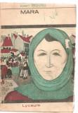 (C3483) MARA DE IOAN SLAVICI, EDITURA TINERETULUI, PREFATA SI NOTE DE CONSTANTIN MACIUCA, DESENUL COPERTEI DE EUGEN CRACIUN