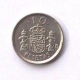 G1. SPANIA 10 PESETAS 1992 **, Europa