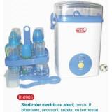 Sterilizator cu aburi Primii Pasi - Sterilizator Biberon