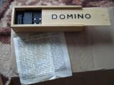 Vand joc Domino lemn vintage anii '80