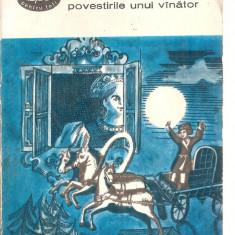 (C3583) POVESTIRILE UNUI VINATOR DE TURGHENIEV, EDITURA PENTRU LITERATURA, 1966, TRADUCERE DE MIHAIL SADOVEANU, PREFATADE VALERIU CRISTEA - Roman