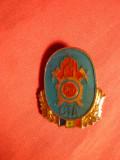 Insigna Pompieri PC- I