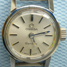 * Ceas Omega 1973 - New Old Stock - Ceas dama Omega, Lux - elegant, Mecanic-Manual, Analog, 1970 - 1999