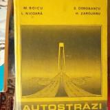 AUTOSTRAZI - Carti Constructii