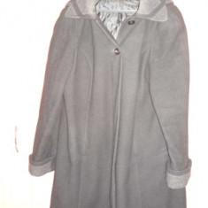 Palton Dama, Marime: 48, Culoare: Negru, Negru