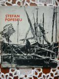Liza Damadian  -  Stefan Popescu - Catalog expozitia de grafica - Bucuresti 1969