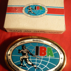 CATARAMA PT. CENTURA DE BASEBALL- IBA