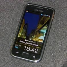 Samsung Galaxy 1 Pret negociabil in limita bunului simt - Telefon mobil Samsung Galaxy S, Negru, 8GB