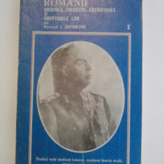 Romanii - Maresal Ion Antonescu - Istorie