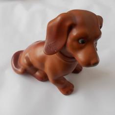 JUCARIE CATEL ANII 78, FIRMA ARADEANCA ! - Figurina Animale