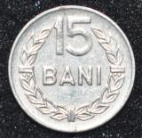 1439 ROMANIA 15 BANI 1966