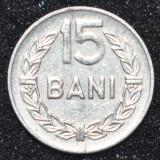 1439 ROMANIA 15 BANI 1966 - Moneda Romania