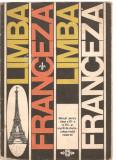 (C3551) LIMBA FRANCEZA, CLASA A VII-A,( A VIII-A i, ANUL III DE STUDIU DE MARCEL SARAS, EDP, BUCURESTI, 1977