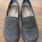 Pantofi REMONTE (Elvetia)  nr. 37, Maro, Cu platforma