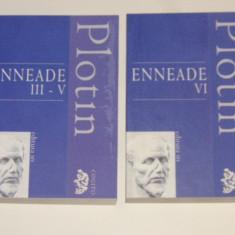 Plotin - Enneade (vol. III - V, vol. Vl) - Filosofie