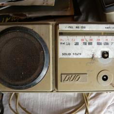 Aparat radio Duo