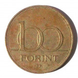 G1. UNGARIA 100 FORINT 1995 **, Europa