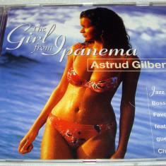 ASTRUD GILBERTO - The Girl from Ipanema / C.D. - Muzica Latino