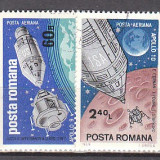 Romania.1969.Apollo 9 si 10 RO69.702 - Timbre Romania