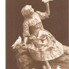 CPI (B2569) ASCHENBRODEL, CENUSAREASA, CARTE POSTALA, EDITURA AMAG, CIRCULATA 1917, STAMPILA, Europa, Printata