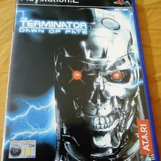 Joc Terminator Dawn of Fate, PS2, original, alte sute de jocuri!, Actiune, 12+, Single player, Atari