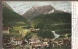 CPI (B2540) GERMANIA. PEISAJ DE MUNTE, CIRCULATA, DATATA 1905, STAMPILA, Europa, Printata