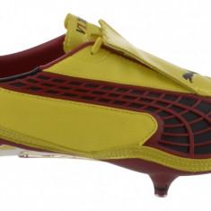 Ghete fotbal gazon Puma V1.10 SG, 101818 02, ORIGINALE, galben, Marime: 39, 40, 41, 45