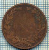 687 MONEDA VECHE - ROMANIA - 5 BANI  -anul 1867 WATT&CO  -starea care se vede