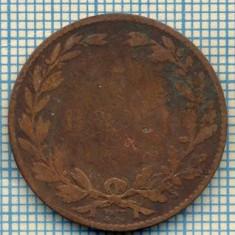 687 MONEDA VECHE - ROMANIA - 5 BANI -anul 1867 WATT&CO -starea care se vede - Moneda Romania
