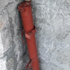 Tub pentru pastrat teava pusca - L = 83 cm