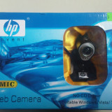Webcam cu microfon lifecam camera web HP