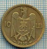 689 MONEDA VECHE - ROMANIA - 10 LEI  -anul 1930  -starea care se vede