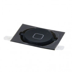 Buton Home Apple iPhone 4S Black Original