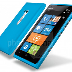 Nokia lumia 900 - Telefon mobil Nokia Lumia 900, Albastru, Neblocat