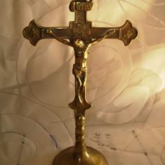 Crucifix superb bronz