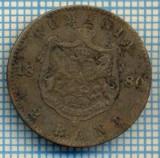 721 MONEDA VECHE - ROMANIA - 2 BANI -anul 1880 -starea care se vede