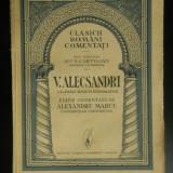 CALATORII-MISIUNI DIPLOMATICE Vasile Alecsandri - Carte de calatorie