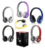Casti Monster Beats Solo by Dr. Dre, fir detasabil Lichidare stoc, Casti On Ear, Cu fir, Mufa 3,5mm, Monster Beats by Dr. Dre